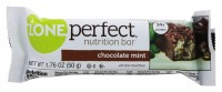 Zone perfect all natural nutrition bar, chocolate mint - 1.76 oz, 12 pack