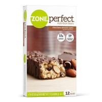 Zone perfect nutrition bar, chocolate almond raisin - 1.76 oz, 12 pack