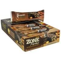 Zone perfect all-natural nutrition bar dark chocolate almond - 1.oz