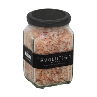 Evolution salt gourmet salt coarse - 17 Oz