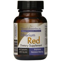 Harmonic innerprizes etherium red capsules - 60 ea