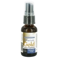 Harmonic Innerprizes etherium gold mineral essence spray - 1 oz