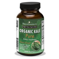Organic kale pure powder - 3 oz