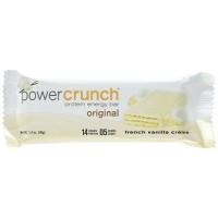 Power crunch protein energy bar, peanut butter creame - 1.4 oz