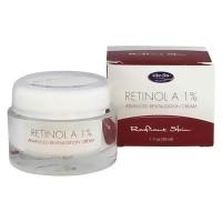 Life Flo Retinol A 1% Advanced Revitalization Cream Radiant Skin - 1.7 oz