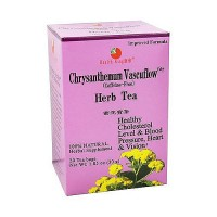 Health King Chrysanthemum Vascuflow Herb Tea - 20 Tea Bags