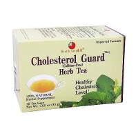 Health King Cholesterol Guard, Herb Tea - 20 Tea Bags