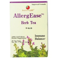Health king herb tea allergease - 20 ea