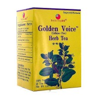 Health King Golden Voice Herb Tea, Caffeine free - 20 Tea Bags