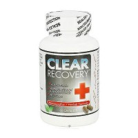 Clear Homeopathic/Herbal Recovery Vegetarian Capsules - 60 ea