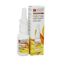 Himalayan Institute Neti Mist Sinus Spray, Tangerine and Ginger - 1 oz