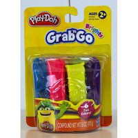 Play doh grab n go brights - 6 oz