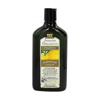 Avalon organics hair shampoo, clarifying lemon - 11 oz