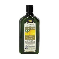 Avalon organics clarifying lemon hair conditioner - 11 oz