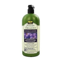 Avalon Organics hair conditioner essential oil, Nourishing lavender, 32 oz