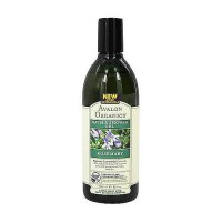Avalon organics bath and shower gel, rosemary - 12 oz