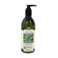 Avalon organics hand and body lotion, peppermint - 12 oz