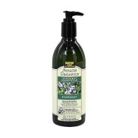 Avalon organics glycerin hand soap, rosemary - 12 oz