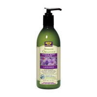 Avalon organics lavender hand and body lotion, trial refill - 2 oz, 24 pack