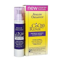 Avalon organics CoQ10 cellular renewing wrinkle defense night creme - 1.75 oz