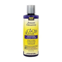 Avalon organics CoQ10 perfecting facial toner for all skin types, 8 oz