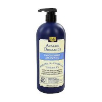 Avalon Organics Biotin B-Complex Therapy Thickening Shampoo - 32 oz
