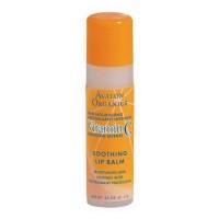 Avalon organics vitamin c soothing lip balm with antioxidant protection - 0.25 oz, 16 pack