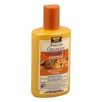 Avalon organics vitamin C renewal  balancing toner - 8.5 oz