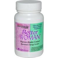 Interceuticals Inc. better woman capsules - 40 ea