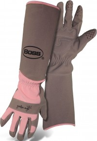 Boss Manufacturing P guardian angel extended sleeve synthetic leather - small, 72 ea