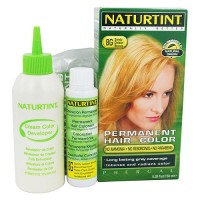 Naturtint 8G Sandy Golden Blonde Permanent Hair Colorant - 5.28 oz