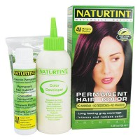 Naturtint 4M Mahogany Chestnut Permanent Hair Colorant - 5.28 oz