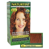 Naturtint Permanent Hair Color, 8C Copper Blonde - 5.28 oz