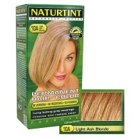 Naturtint 10A Light Ash Blonde Permanent Hair Colorant - 5.28 oz