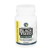 Amazing Herbs Black Seed Ultimate Capsules - 100 ea