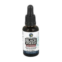Amazing Herbs Black Seed 100% Pure Cold-Pressed Oil - 1 oz