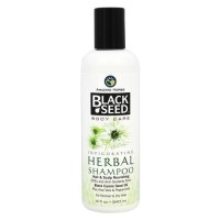 Amazing herbs - black seed invigorating herbal shampoo - 8 oz