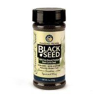 Black seed black cumin seed ground - 4 oz