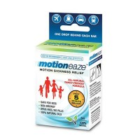 Motioneaze motion sickness relief drops - 5 ml, 6 pack