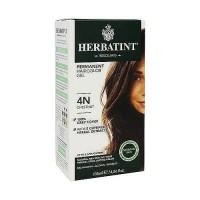 Herbatint permanent herbal haircolor gel with aloe vera #4N Chestnut - 4.56 oz