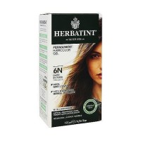 Herbatint permanent herbal haircolor gel with aloe vera 6N Dark Blonde - 4.56 oz