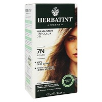 Herbatint permanent herbal haircolor gel with aloe vera #7N Blonde - 4.56 oz