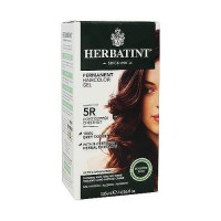 Herbatint permanent herbal haircolor gel #5R Light Copper Chestnut - 4.56 oz