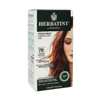 Herbatint permanent herbal haircolor gel #7R Copper Blonde - 4.56 oz
