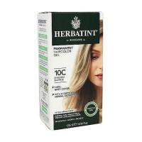 Herbatint permanent herbal haircolor gel #10C Swedish Blonde - 4.56 oz