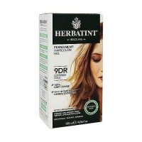 Herbatint permanent herbal haircolor gel #9DR Copperish Gold- 4.56 oz