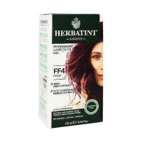 Herbatint Flash Fashion permanent herbal hair color gel FF4 Violet - 4.56 oz