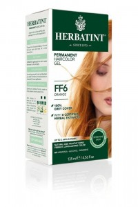 Herbantint permanent hair color gel FF6 - 4 oz