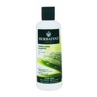 Herbatint normalizing shampoo for color treated hair, aloe vera  -  8.79 oz