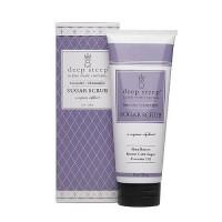 Deep Steep Organic Sugar Scrub, Lavender Chamomile - 8 oz